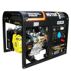 Электрогенератор DY6500LXW (с функцией сварки) Huter