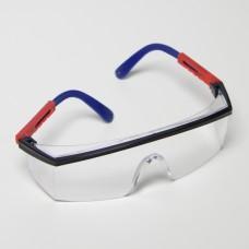 Очки защитные JL-D014-1 (черная дужка)