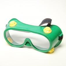 Очки защитные JL-D032 (зеленые)