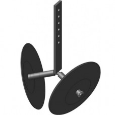 Окучник м/б Целина дисковый б/сц  (высота 630 мм)