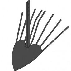 Картофелевыкапыватель (картофелекопалка) без сцепки к м/б