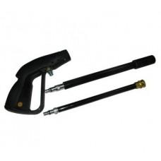 Пистолет-распылитель с разъемом под форсунку